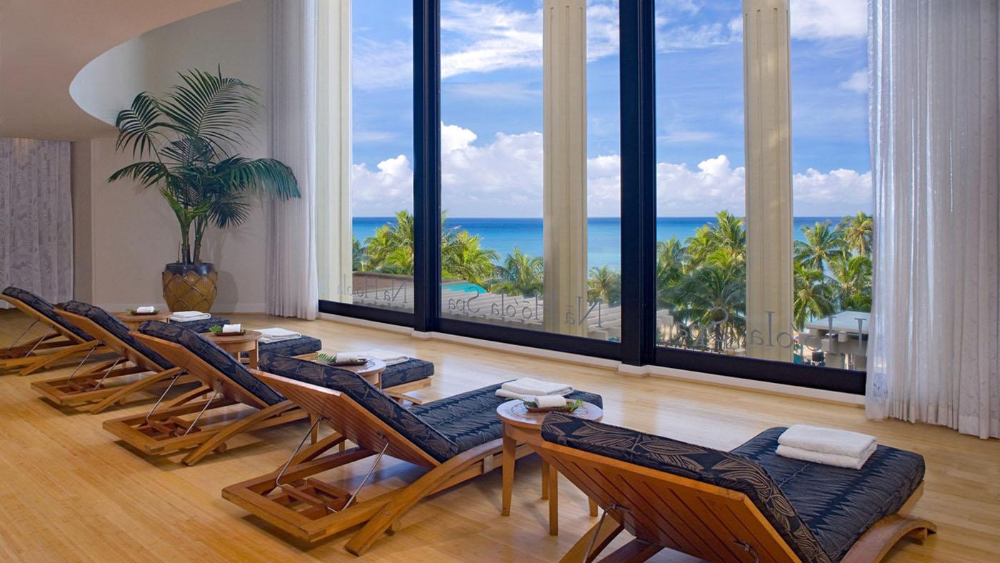 하와이 하얏트 리젠시 와이키키 리조트